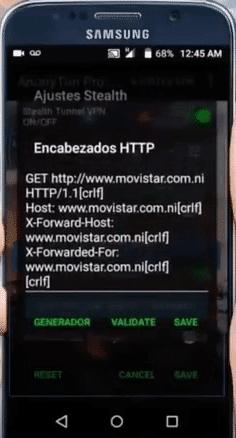 conectar configuraciones anonytun pro tigo claro 2019