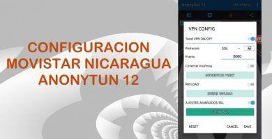 configuracion anonytun movistar nicaragua 2018 internet gratis vpn