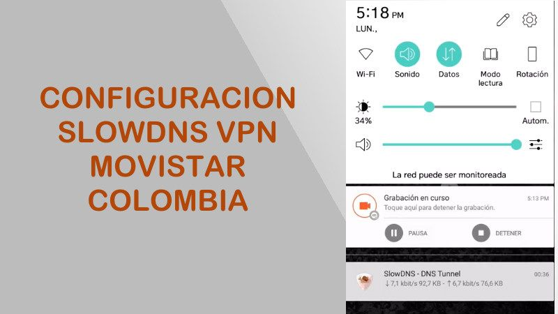 configuracion slowdns movistar colombia internet gratis 2018