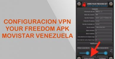 configuracion your freedom movistar venezuela 2018 internet gratis vpn