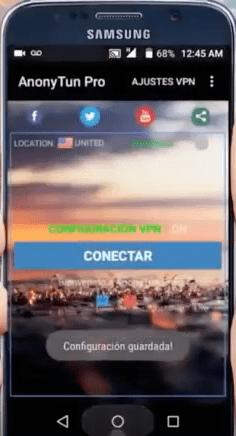 configuraciones anonytun pro android 2019 netfree