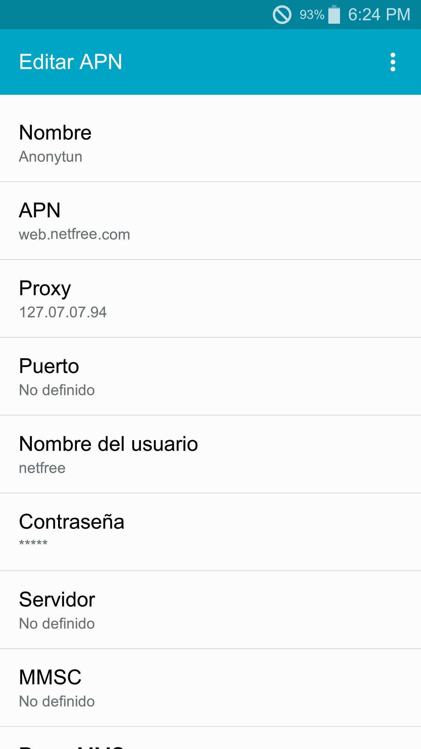 Configuracion vpn iphone telcel internet gratis