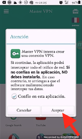 internet gratis wom chile con master vpn mod apk