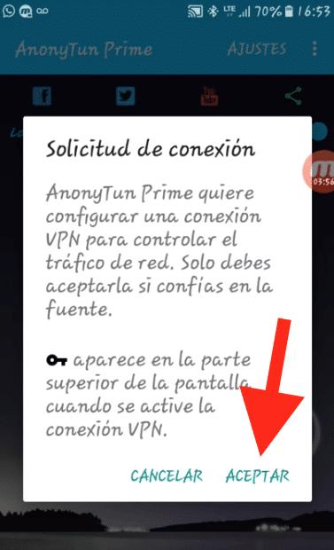 megas gratis internet gratis personal argentina anonytun vpn app