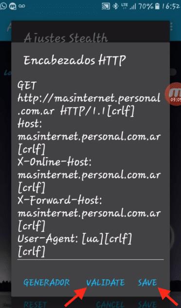 netfree 4g lte 3g internet gratis personal argentina anonytun