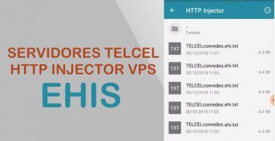 descargar servidores telcel http injector 2018 gratis vps