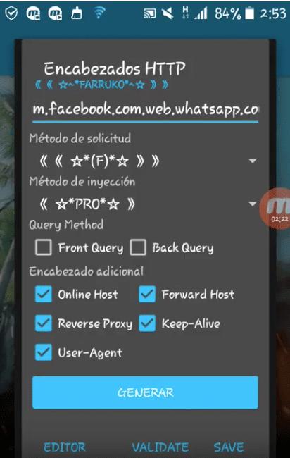 apk free fire vpn apk precargada modificada mod anonytun