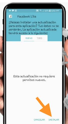 como conseguir facebook ilimitado messenger gratis full apk app
