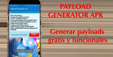como crear generar payload android funcional gratis