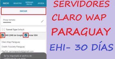 descargar servidores vpn ehi claro wap paraguay http injector apk 2019 vpn