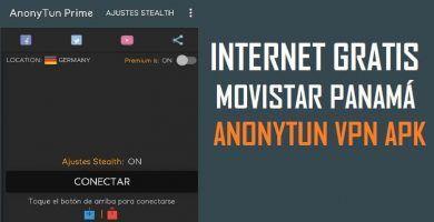 internet gratis movistar panama android anonytun 2019