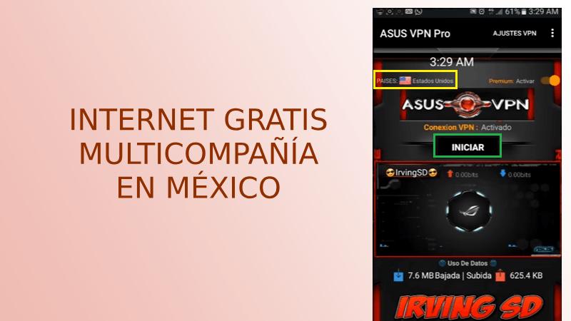 internet gratis multicompañia mexico 2019
