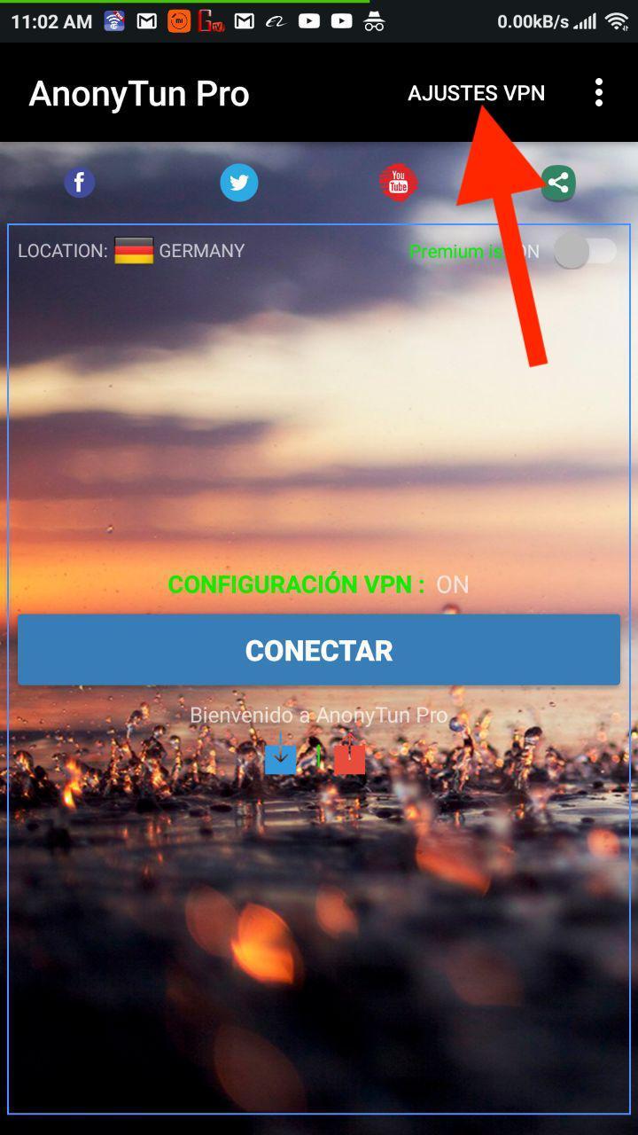 internet gratis personal paraguay 2019 anonytun