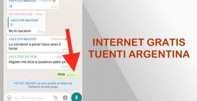 internet gratis tuenti argentina 2019 whatsapp ilimitado trick sin apps