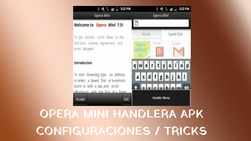 Opera Mini 9 Handler Turbo