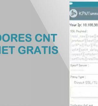 servidores cnt kpn tunnel rev internet gratis ecuador 2019