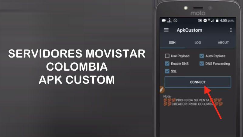 servidores movistar colombia apk custom 2019 internet gratis ilimitado vpn