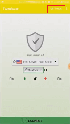 truco para tener internet free sin wifi tweakware entel