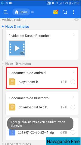 volver ilimitado reiniciar webtunnel android