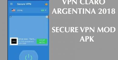 vpn claro argentina 2019 internet gratis apk secure vpn mod hack