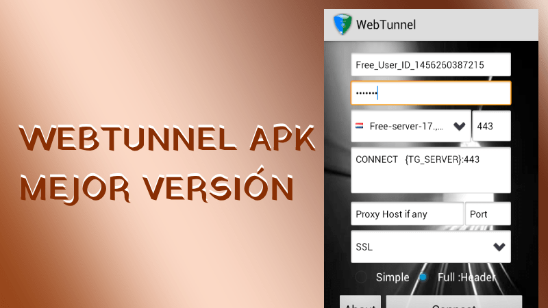webtunnel apk 2019 ultima version