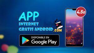 app de internet gratis telcel movistar 2019