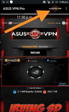 asus vpn pro apk gratis configuracion netfree 4g