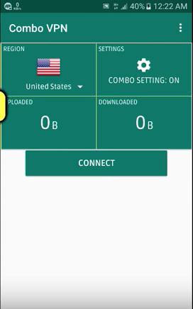 como configurar combo vpn app android 2019