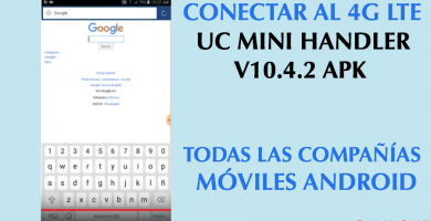 conectar configurar uc mini handler 10.4.2 apk
