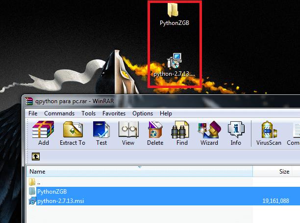 configurar descargar qpython v2.7 gratis pc