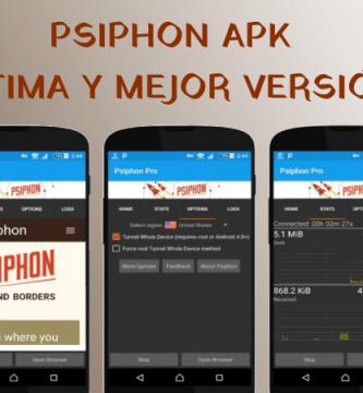 descargar psiphon pro apk ultima version