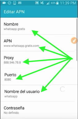 descargar trick apn 2019 internet gratis android