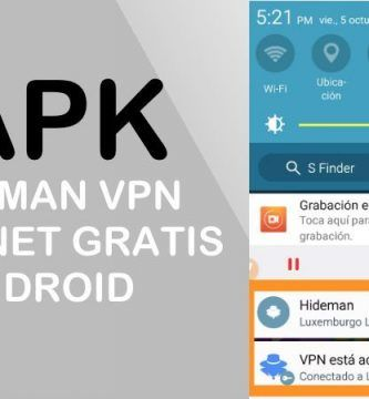 hideman vpn apk internet gratis android 4g ilimitado