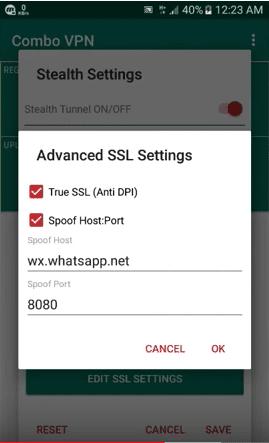 host ilimitado app combo vpn