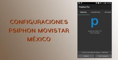 psiphon movistar mexico 2019 configuraciones internet gratis