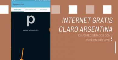 psiphon pro claro argentina 2019 configuraciones chips