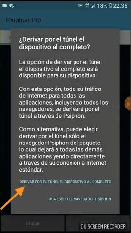 psiphon pro configuracion claro argentina trick host 2019
