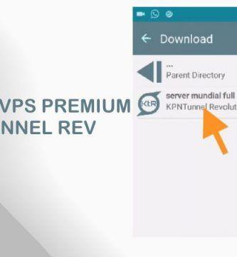 servidor premium vpn kpn tunnel rev apk internet gratis