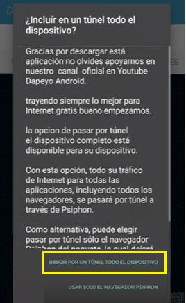 trick claro guatemala 2019 psiphon pro