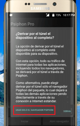 trick psiphon pro internet gratis movistar nicaragua