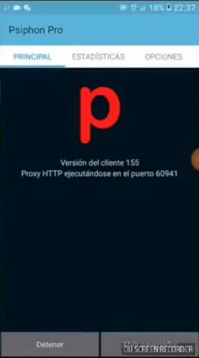 truco para conectar psiphon premium claro py internet gratis