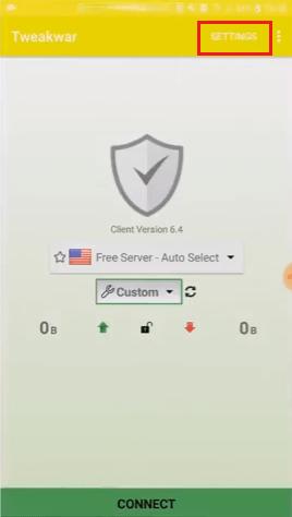 truco para tener internet free con tweakware entel