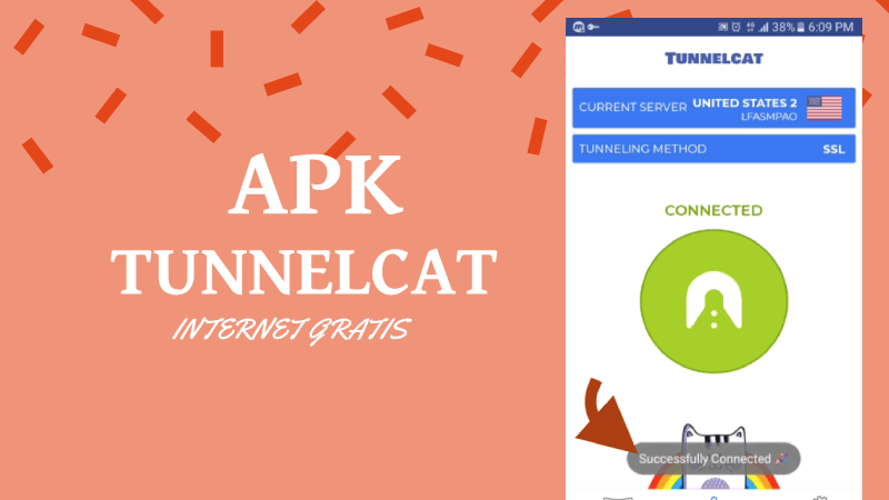tunnelcat vpn android movistar