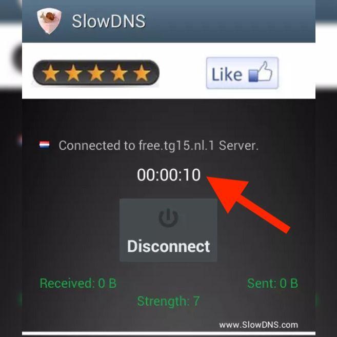 internet gratis vivo brasil slowdns
