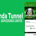 panda tunnel servidores
