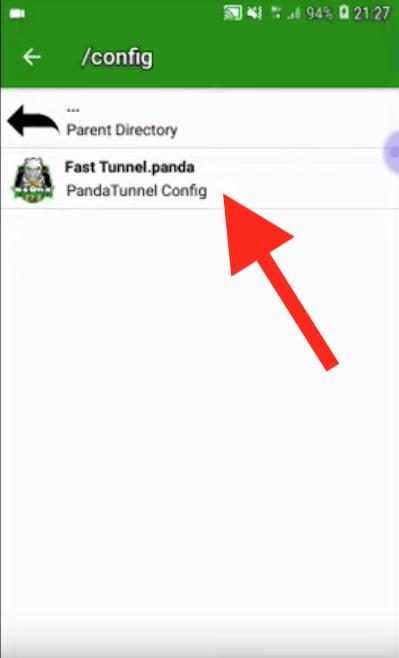 servers panda tunnel apk