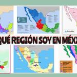 de que region de mexico soy