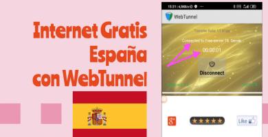 internet gratis españa webtunnel