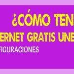 internet gratis unefon 2020
